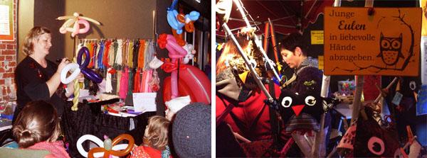 Weihnachtsmarkt Connewitz Kreuz
