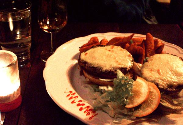 Noels Ballroom Burger