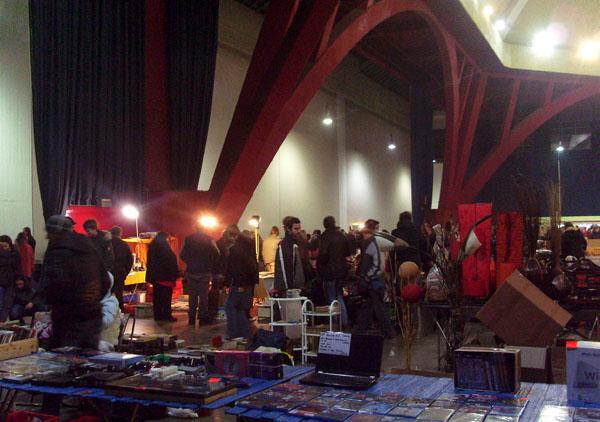 Nachtflohmarkt im Kohlrabizirkus Leipzig