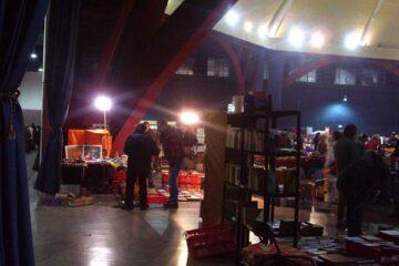 Nachtflohmarkt Kohlrabizirkus Leipzig