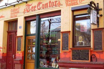 Tee Contor Leipzig
