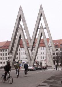Antikmarkt in Leipzig