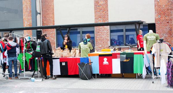 Spreadshirt Kleiderflohmarkt Leipzig