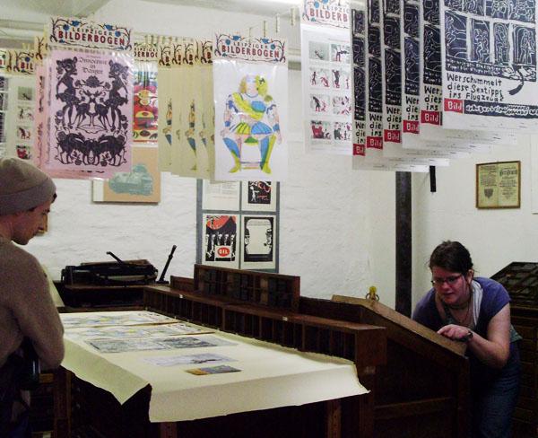 ALINEA Buchdruckerei