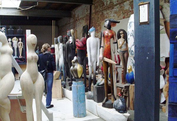 Gabriele Messerschmidt Bildhaueratelier MEGA
