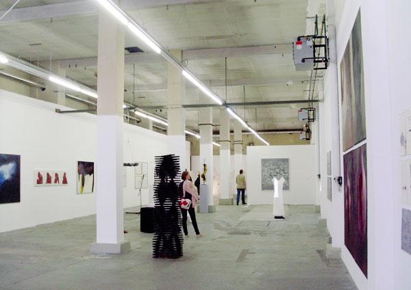GRENZFALL KUNST – Zehn Jahre Europäisches Künstlersymposion EU ART NETWORK