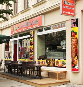 Efes Grillhaus Leipzig