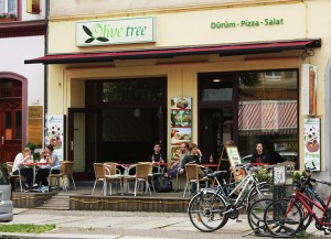 Olive tree Döner Leipzig