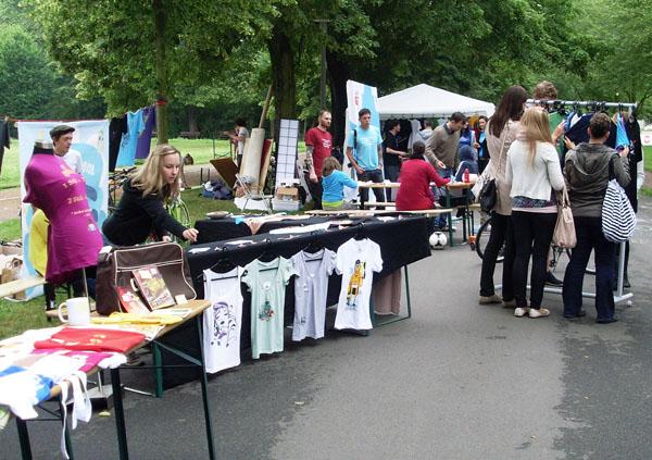 T-Shirt Day Spreadshirt Leipzig