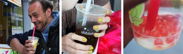 bubble tea leipzig city