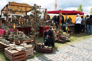 leipziger töpfermarkt markkleeberg