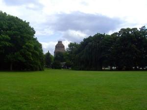 Wilhelm-Kuelz-Park Leipzig