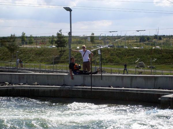 Kanupark Markkleeberger See
