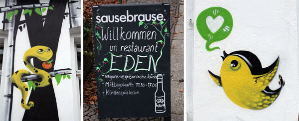 Restaurant Eden Vegan Leipzig