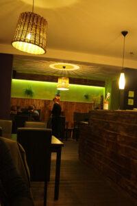 Veganes Restaurant Leipzig Eden