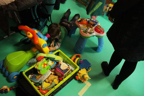 Kawi Kids Kinder Flohmarkt Leipzig