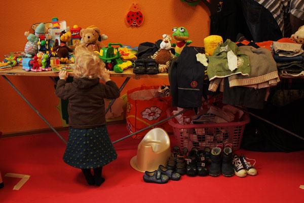 Kinder Flohmarkt Leipzig Kawi Kids