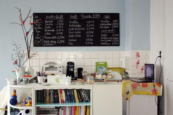 Kunst und Kuchen Leipzig Cafe