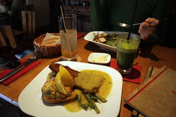 Restaurant Zest Leipzig