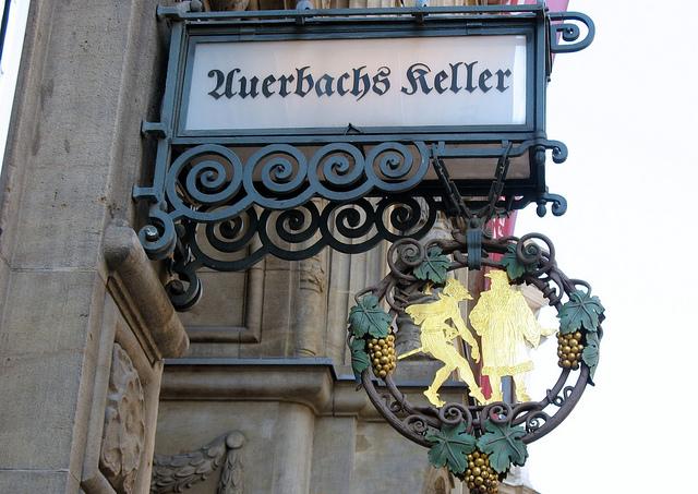 Auerbachs Keller Leipzig