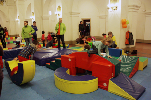 Familien Spiele Fest Leipzig Kinder
