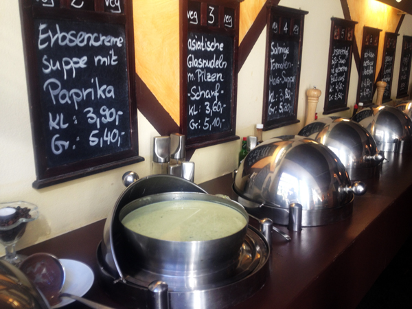 Suppenbar Soup Bar Summarum Leipzig