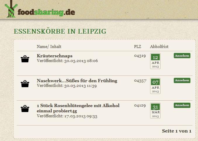 foodsharing leipzig