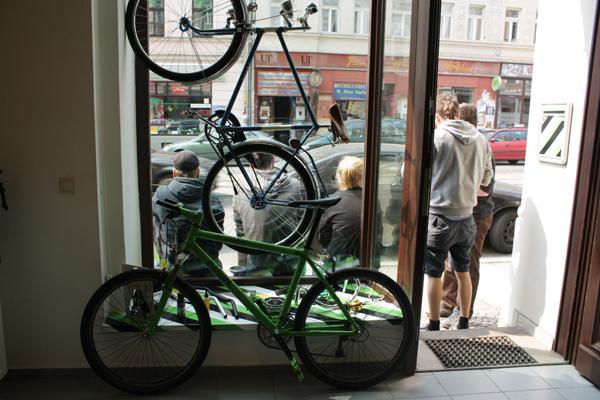 Fahrradladen Kettenrreaktion Leipzig