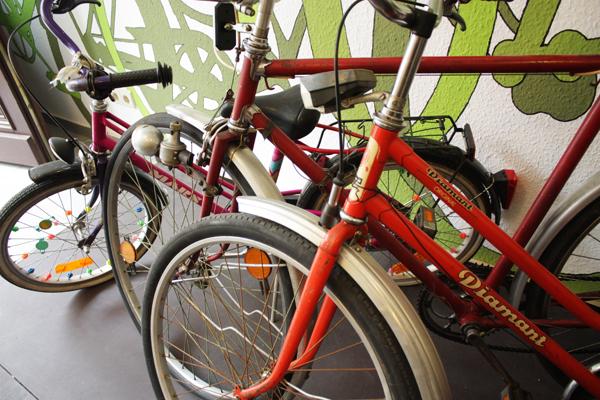 Gebrauchte Fahrräder Kettenreaktion Leipzig