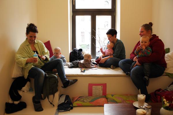 Suedkinder Leipzig Kindercafe