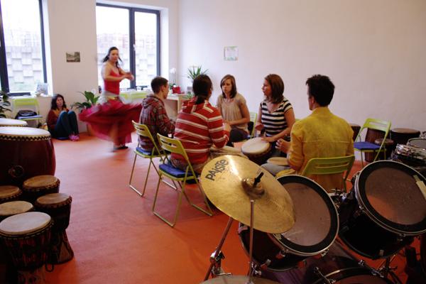 Trommelschule Leipzig Yngo Gutmann
