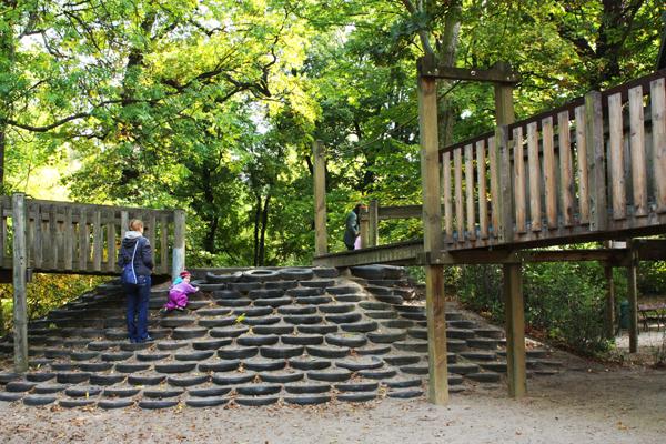 Leipzig Spielplatz Clara-Zetkin-Park