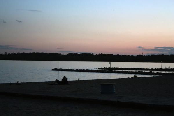 Romantik Cospudener See Leipzig