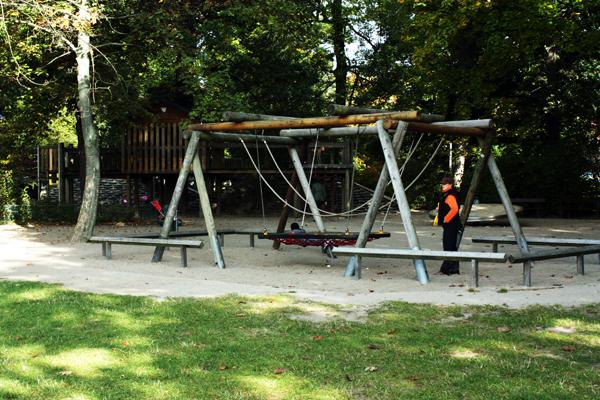 Spielplatz Clara-Zetkin-Park Leipzig