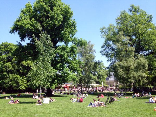 clara-park in leipzig