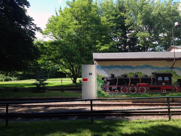 Auensee Parkeisenbahn