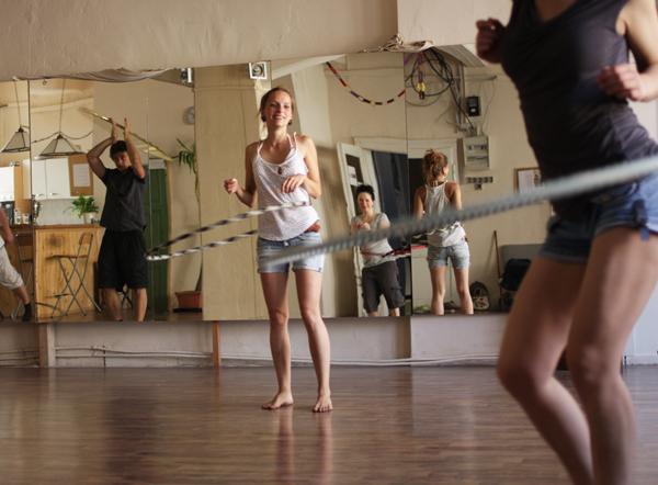 Hula Hoop Dance Leipzig
