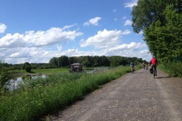 Weiße Elster-Radweg