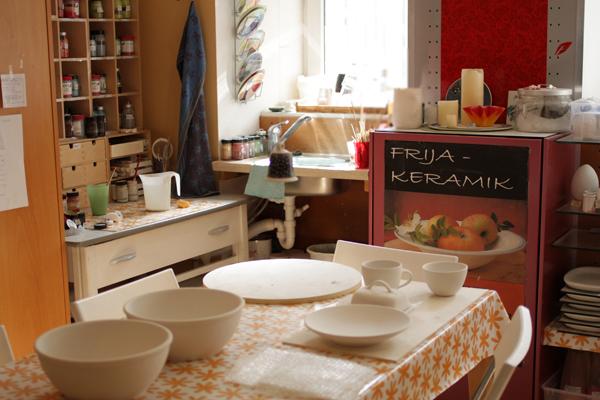 Frija Keramik Leipzig
