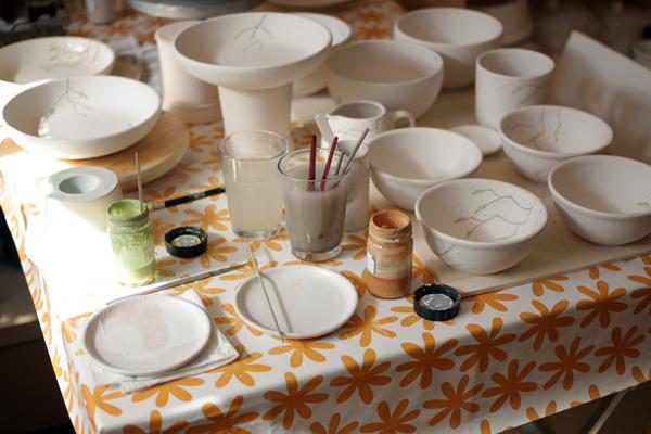 Frija Keramik Töpferware