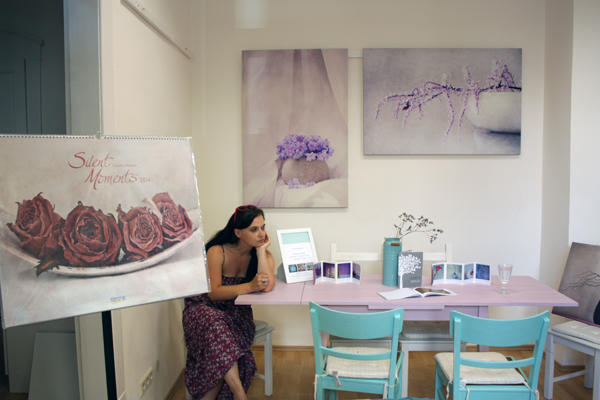 Claudia Drossert Galeriecafe