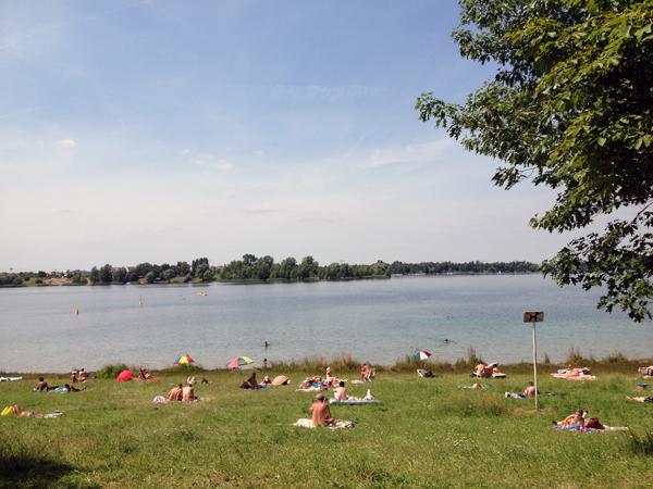 Leipzig Kulkwitzer See