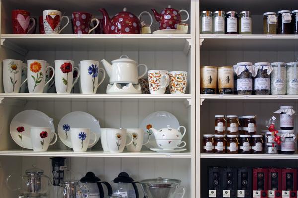 Teeladen Leipzig Innenstadt
