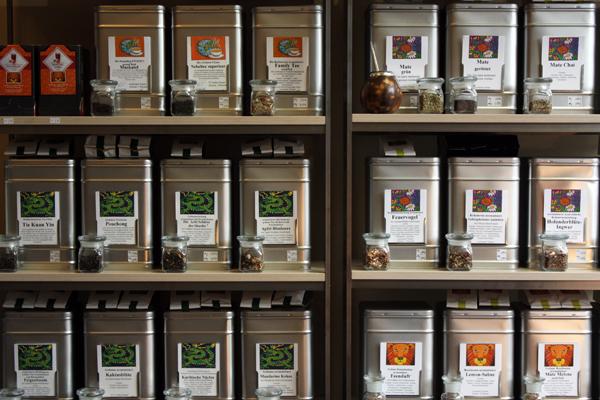 Teeladen Leipzig