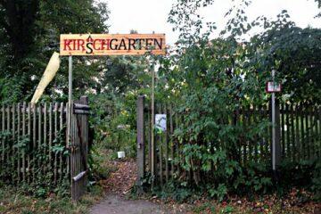 Kirchgarten Leipzig