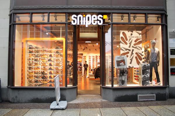Snipes Leipzig