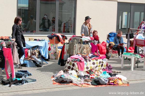 Kleiderflohmarkt Leipzig