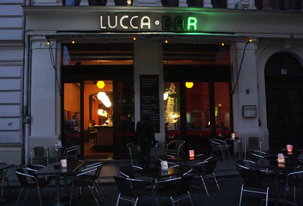 Lucca-Bar Leipzig