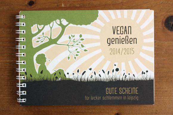 Leipzig vegan genießen gutscheine 2014