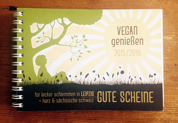vegan genießen gutscheinbuch